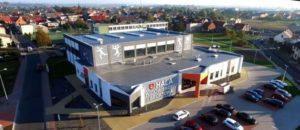 Hala Sportowo-Widowiskowa w Miejskiej Górce